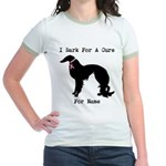 Irish Setter Personalizable I Bark For A Cure Jr.