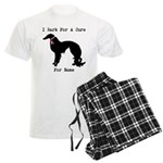 Irish Setter Personalizable I Bark For A Cure Men'