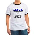 Linux: The OS people - Ringer T