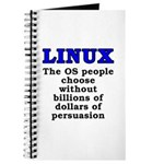 Linux: The OS people - Journal