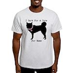 Siberian Husky Personalizable I Bark For A Cure Li