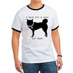 Siberian Husky Personalizable I Bark For A Cure Ri