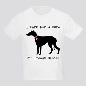 Greyhound Personalizable I Bark For A Cure Kids Li
