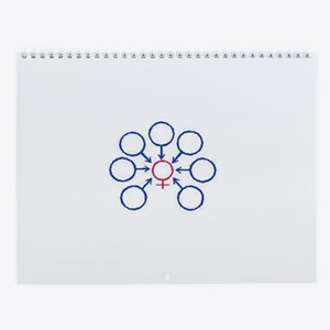 Bukkake Wall Calendar