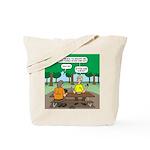 KNOTS Camping Cookies Tote Bag