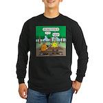 KNOTS Camping Cookies Long Sleeve Dark T-Shirt