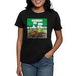 KNOTS Camping Cookies Women's Dark T-Shirt