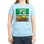 KNOTS Camping Cookies Women's Light T-Shirt