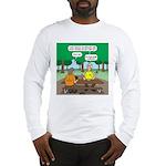 KNOTS Camping Cookies Long Sleeve T-Shirt