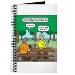 KNOTS Camping Cookies Journal