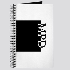 MPD Typography Journal