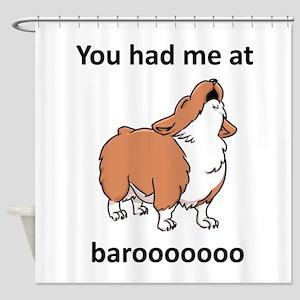 Baroo Shower Curtain