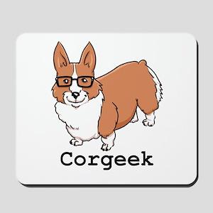 Corgeek Mousepad