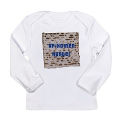 Afikomen Hunter Long Sleeve Infant T-Shirt