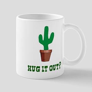 Cactus Hug It Out Mug