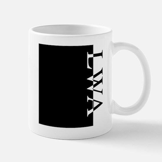 LWA Typography Mug