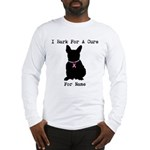 French Bulldog Personalizable I Bark For A Cure Lo