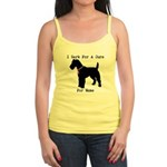 Fox Terrier Personalizable I Bark For A Cure Jr. S