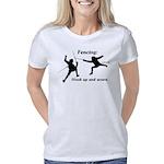 hookupandscore Women's Classic T-Shirt