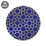 Gold Islamic Art Star Pattern 3.5