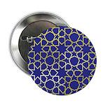 Gold Islamic Art Star Pattern 2.25