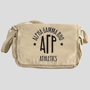 Alpha Gamma Rho Athletics Messenger Bag