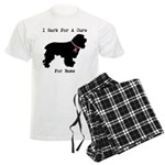 Cocker Spaniel Personalizable I Bark For A Cure Me
