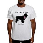 Cocker Spaniel Personalizable I Bark For A Cure Li