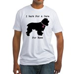 Cocker Spaniel Personalizable I Bark For A Cure Fi