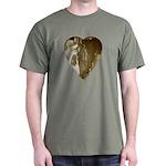 Friesian Crazy Black T-Shirt