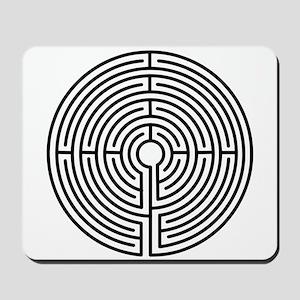 Labyrinth Mousepad