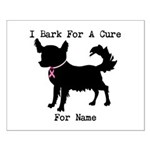 Chihuahua Personalizable I Bark For A Cure Small P