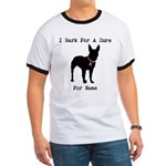 Bull Terrier Personalizable Bark For A Cure Ringer
