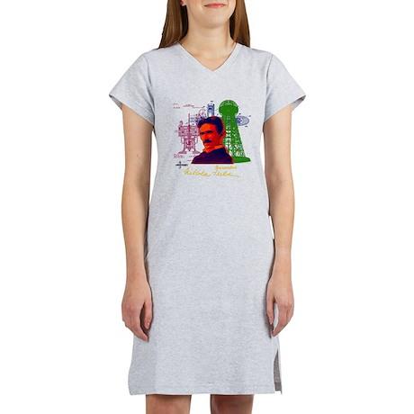 Tesla Women's Nightshirt