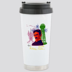 Tesla Stainless Steel Travel Mug