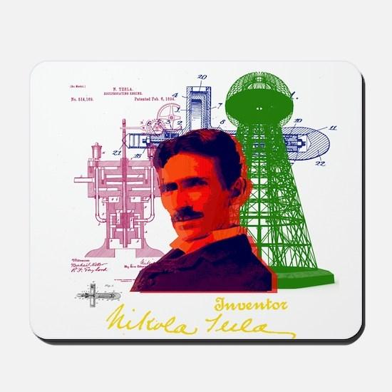 Tesla Mousepad