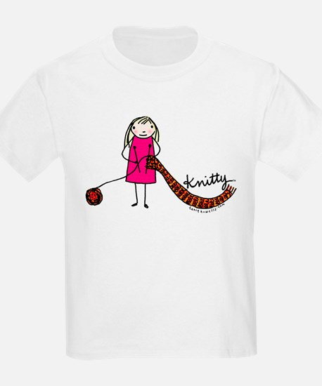 Tania Howells for Knitty T-Shirt