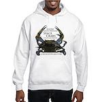 WOW! Space Crabs Hooded Sweatshirt