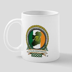 Free and United Ireland Mug