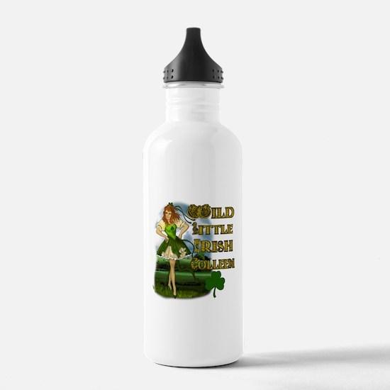 Wild Little Irish Colleen Water Bottle