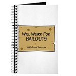 Will Work for Bailouts 2 Journal
