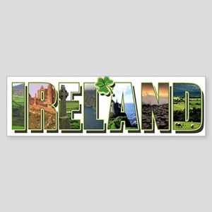 Scenic Ireland Sticker (Bumper)
