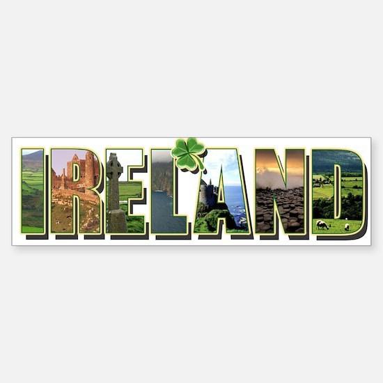 Scenic Ireland Sticker (Bumper)