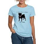 Pug Personalizable Bark For A Women's Light T-Shir