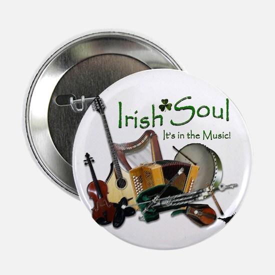 """Irish Soul Music 2.25"""" Button"""