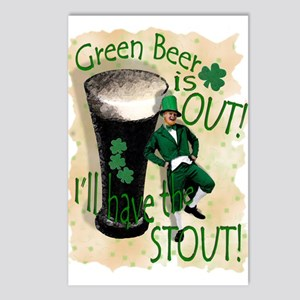 I'll have the Stout! Postcards (Package of 8)