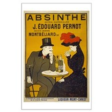 Absinthe by Cappiello Large Poster