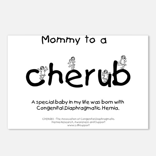 Mommy to a Cherub Postcards (Package of 8)