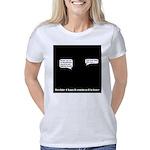 techie_class_reunion_black Women's Classic T-Shirt