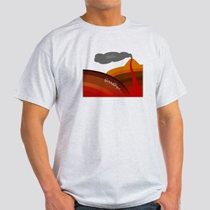 Life of Subduction Light T-Shirt